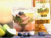 How To Make A Blueberry Mojito